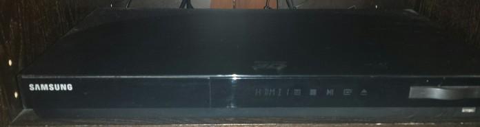 Blu Ray Player/5.1 System Receiver